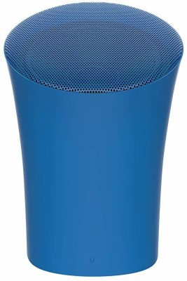 Portronics Sound Pot Por 725 3 W Bluetooth Soundbar(Blue, Stereo Channel)