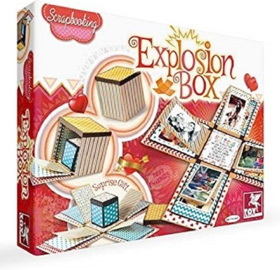 ToyKraft Explosion Box Gaming Kit - for 7 year-olds and above