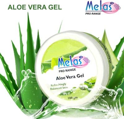 Melas Pro Aloevera Gel(100 g)
