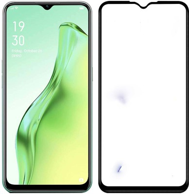 Lilliput Tempered Glass Guard for Oppo A31(Pack of 1)
