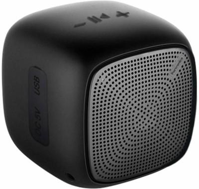 Portronics Bounce POR-939 Portable Wireless Bluetooth Speaker with FM & USB Music (Black) 5 W Bluetooth Soundbar(Black, 4.2 Channel)