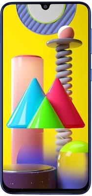 SAMSUNG M31 (Ocean Blue, 128 GB)(6 GB RAM)