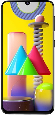 Samsung Galaxy M31 (Space Black, 128 GB)(6 GB RAM)