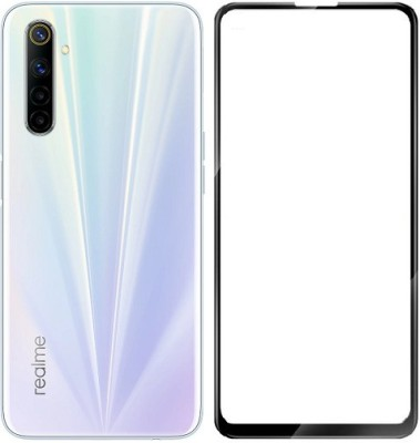 Cell-loid Edge To Edge Tempered Glass for Realme 6, Realme 6i, Realme 7, Realme 7i, Realme Narzo 20 Pro(Pack of 1)