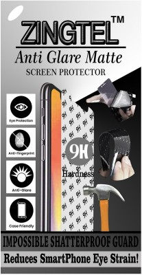 ZINGTEL Tempered Glass Guard for LAVA IRIS X1 ATOM(Pack of 1)