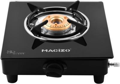 MACIZO Imperium Glass Manual Gas Stove(1 Burners)