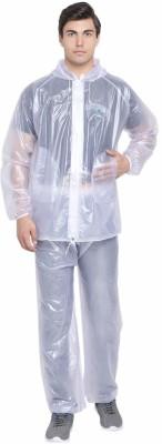 Kolva Solid Men Raincoat