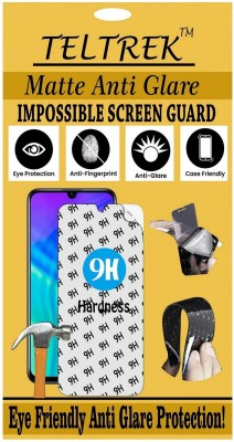TELTREK Tempered Glass Guard for MICROMAX CANVAS HD PLUS A190(Pack of 1)