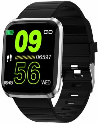 Hypex 116 Bluetooth Fitness Wrist Smart Band(Multicolor Strap, Size : FREE)