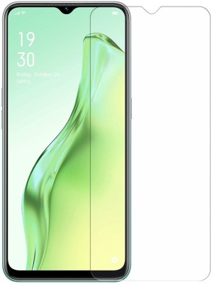 CHVTS Tempered Glass Guard for Oppo A31(Pack of 1)