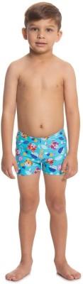 Speedo Printed Baby Boys Swimsuit