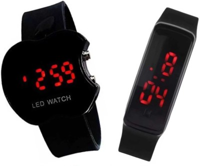 Rd ytr perfect watches for gift Digital Watch digital combo of 2 new dashing look digital combo of 2 new dashing look perfect watches for gift Digital Watch - For Boys DI7,90YTR