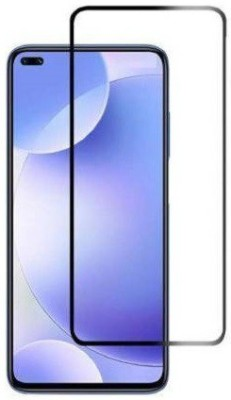 HYPER Edge To Edge Tempered Glass for OPPO Reno 3 Pro(Pack of 1)