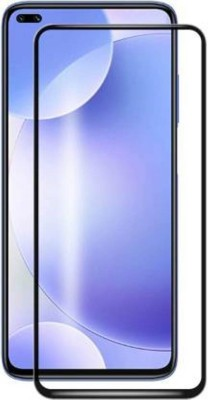 CLASIKCART Edge To Edge Tempered Glass for Realme 6 Pro(Pack of 1)