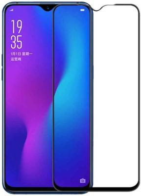 Ultimate Edge To Edge Tempered Glass for Oppo A55 5G 9H Original and Ultimately made for this model(Pack of 1)
