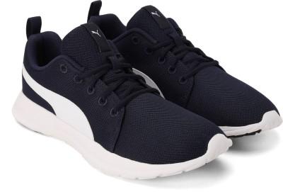 Puma Dryflex IDP Walking Shoes For Men  (Navy)