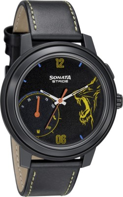 Sonata 7132PL05 CSK Analog Watch  - For Men & Women