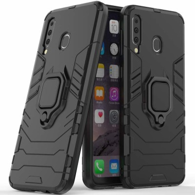 WellChoice Back Cover for Samsung Galaxy A20s(Black, Shock Proof)