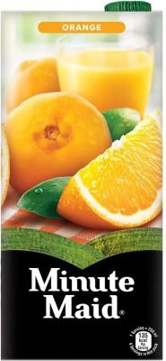 Minute Maid Orange Juice(1 L)