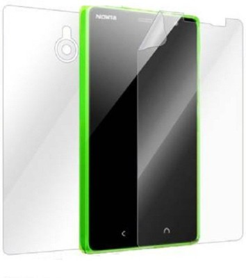 Anaya Front and Back Screen Guard for Nokia X2(Pack of 3)