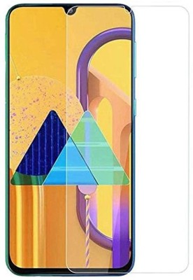 EASYBIZZ Tempered Glass Guard for Samsung Galaxy M21(Pack of 1)