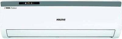 Voltas 1.5 Ton 3 Star Split AC – White (183 EZA FS, Copper Condenser)