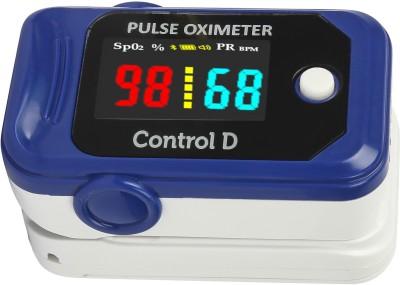 Control D Pulse Oximeter Pulse Oximeter(Blue)