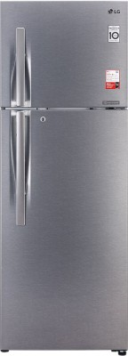 LG 360 L Frost Free Double Door 2 Star  2020  Convertible Refrigerator