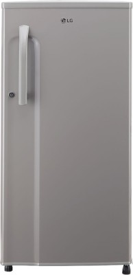 LG 188 L Direct Cool Single Door 3 Star  2020  Refrigerator Dim Grey, GL B191KDGD