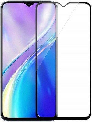 Cover Alive Tempered Glass Guard for Realme 6 Pro(Pack of 1)