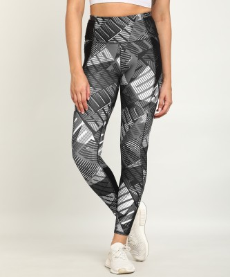 Puma Printed Women Multicolor Tights