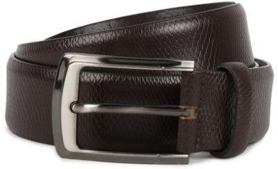 PETER ENGLAND Men Formal Brown Artificial Leather Belt