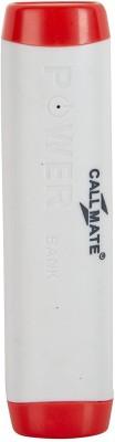 Callmate 2200 mAh Power Bank  NA  White, Lithium ion Callmate Power Banks
