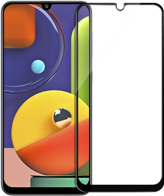 Flipkart SmartBuy Edge To Edge Tempered Glass for Samsung Galaxy A50s, Samsung Galaxy A30s, Samsung Galaxy A50(Pack of 1)