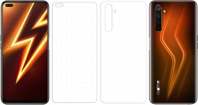 DCASE Screen Guard for Realme 6 Pro(Pack of 1)