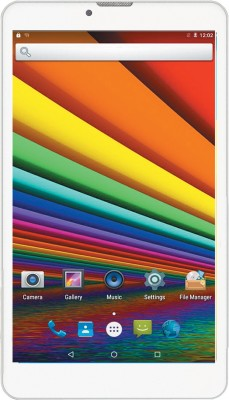 I Kall 4GN5 2 GB RAM 16 GB ROM 7 inch with Wi-Fi+4G Tablet (White)