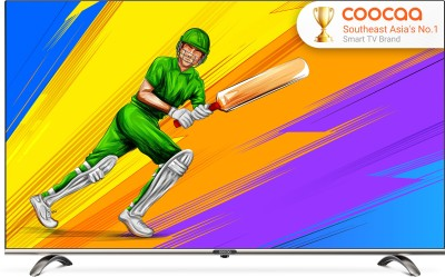 Coocaa 81 cm (32 inch) HD Ready LED Smart TV with YouTube(32S3U)