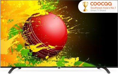 Coocaa 138cm (55 inch) Ultra HD (4K) LED Smart Android TV with HDR 10(55S3G)