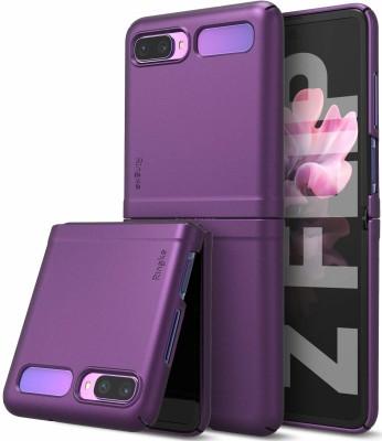 Ringke Back Cover for Samsung Galaxy Z Flip(Purple)