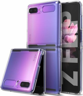 Ringke Back Cover for Samsung Galaxy Z Flip(Transparent)