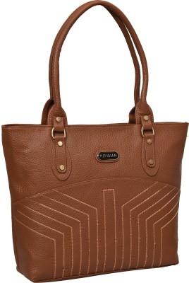 MERIDIAN Women Tan Shoulder Bag MERIDIAN Handbags