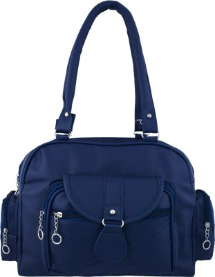 VISHESH COLLECTIONS Women Blue Messenger Bag
