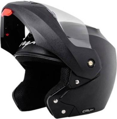 VEGA CEVFUH Motorbike Helmet(Black)