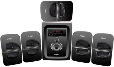 etmax ROCKY Series 5.1 Home Cinema(5.1 home theater with Bluetooth, AUX, FM/AM Radio, SD Card, USB)