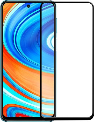 Knotyy Tempered Glass Guard for Mi Redmi Note 9 Pro(Pack of 1)