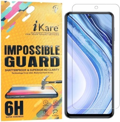 iKare Impossible Screen Guard for Mi Redmi Note 9 Pro Max(Pack of 1)