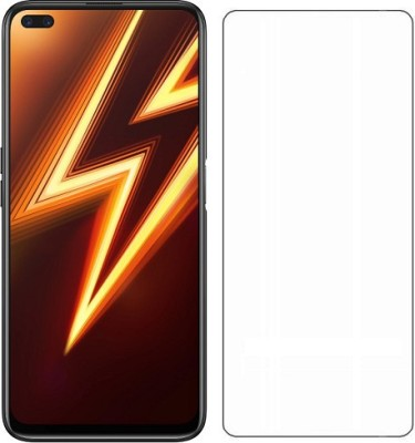 Cell-loid Tempered Glass Guard for Realme 6 Pro(Pack of 1)