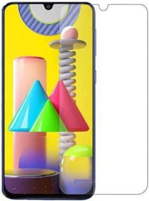 Kavacha Tempered Glass Guard for Samsung Galaxy M31(Pack of 1)