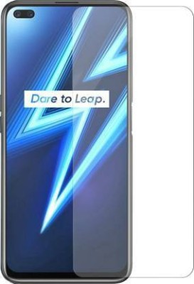 BK JAIN ACCESSORIES Tempered Glass Guard for REALME 6 PRO(Pack of 1)