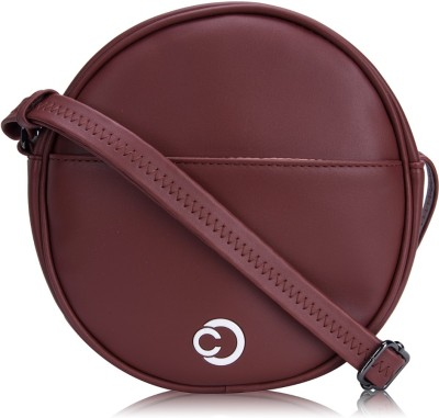 Caprese Brown Sling Bag